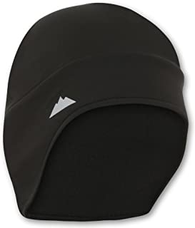 ear warmer under bike helmet