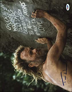 Tom Hanks Cast Away Signed 11x14 Photo Autographed #X44321 - PSA/DNA Certified