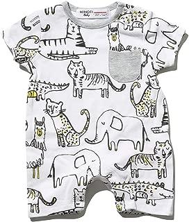 Minoti Boys Denim Shirt with Acid Wash Colour and Short Sleeves