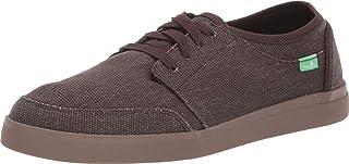 حذاء رياضي Sanuk للرجال من الدانتيل Vagabond
