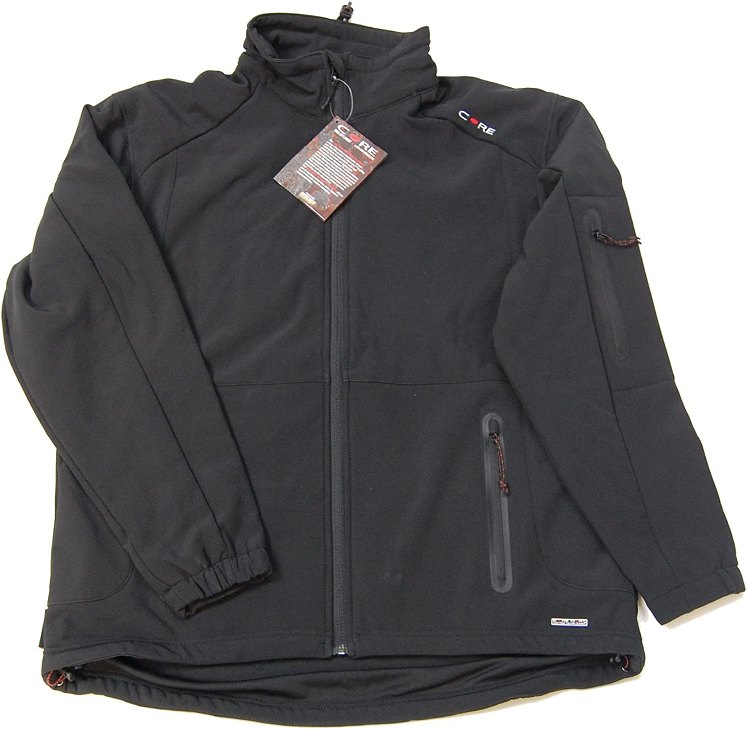 CORE Softshell Jacket Recommendation low-pricing Unisex XSmall Black