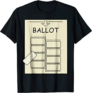 Best hanging chad costume Reviews