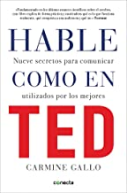 Hable como en TED / Talk Like TED (Spanish Edition)