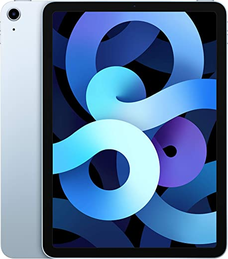 "2020 Apple iPadAir (10,9"", Wi-Fi, 64GB) - Celeste (4ª generazione)"