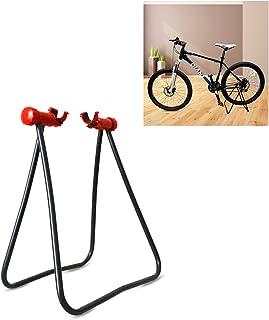 YOSPOSS-soporte plegable para bicicleta, soporte de reparación mecánico para bicicleta, soporte de exhibición para exterior inclinado desigual carretera