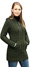 womens irish wool sweaters