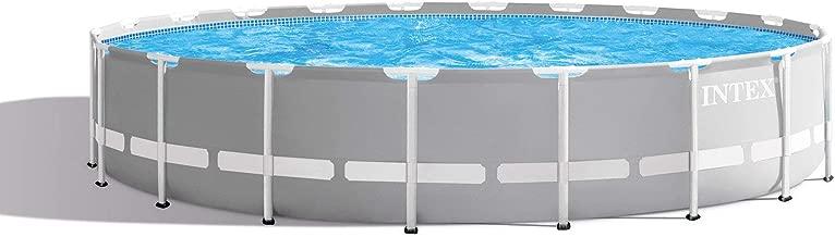 intex 20 x 52 ultra frame above ground pool