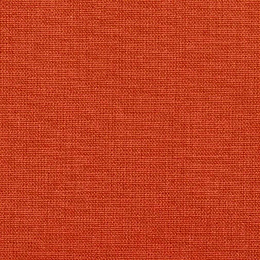 Max 73% OFF Essentials Cotton Duck Orange Drapery Fabric Upholstery Mandarin Max 54% OFF