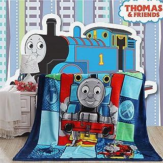 talever Kid Blanket, Super Plush ThrowBlanket Cartoon Print Kids AdultsCharacter Lightweight Coral Fleece Blanket Size 5...