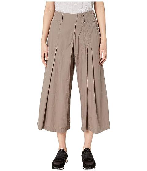 Y's by Yohji Yamamoto U-Random Tuck Pants