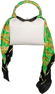 Balenciaga Women's 57009306B1Y9080 White Leather Handbag