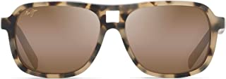 Maui Jim Little Maks Polarized Matte Aviator Frame Sunglasses