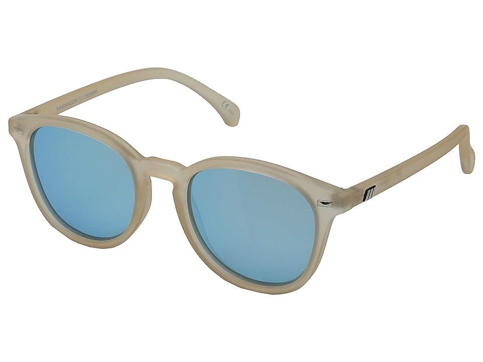 Le Specs Bandwagon (Raw Sugar) Fashion Sunglasses