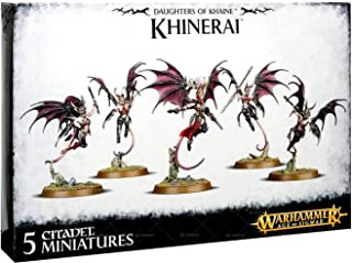 Games Workshop Daughters of Khaine Khinerai Warhammer Age of Sigmar