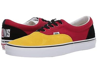 Vans Eratm ((OTW Rally) Vibrant Yellow/True White) Skate Shoes