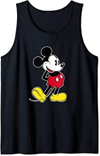 Mickey Mouse Classic Pose Tank Top
