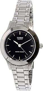 Casio Casual Watch For Boys Analog Silver - LTP-1128A-1ARDF