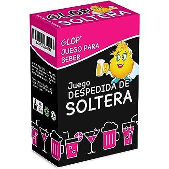 Glop Despedida de Soltera - Juego para Beber en Despedidas de Soltera - juegos para Toma 100 Cartas