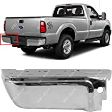 MBI AUTO - Chrome, Steel Rear Left LH Bumper End for 2008-2016 Ford F250 F350 Super Duty 08-16, FO1104122