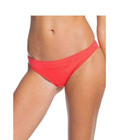 Roxy Solid Beach Classics Moderate Swim Bottoms Women