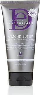 Design Essentials Almond Butter Express Instant Moisturizing Conditioner-6.6oz.