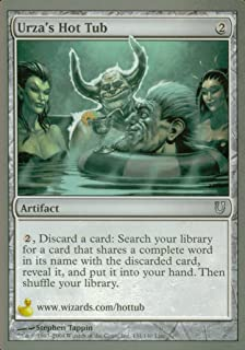 Magic: the Gathering Urza39;s Hot Tub - Unhinged - Foil