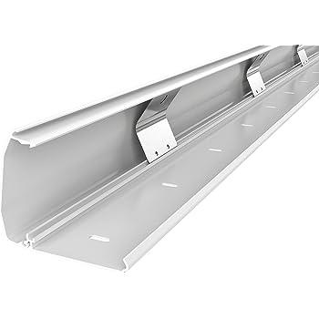Erard Slim Goulotte Passe-c/âbles 1500 mm Alu