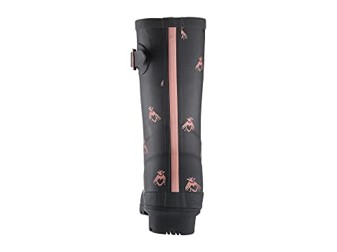 Amplia Negro Rubbersilver Julios Indienne Rubberred Molly De Rubberblack Agua Marina En Leavesfrench Gotas Amor Franja Mediados Beesnavy Floral Botánico Welly Cosecha Spotfrench Abejas Rubberfrench Perros Stripegold gHH4XW1
