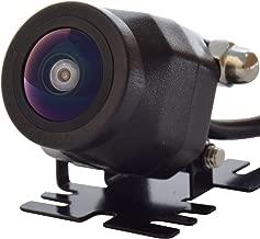 NOAUKA Waterproof Night Vision Car Rear View/Reverse/Backup Camera 160° Degree Universal Color CMOS Back up Parking HD Front View Camera