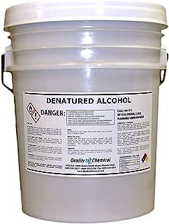Denatured Alcohol 200-5 Gallon Pail