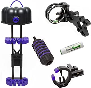 30-06 Outdoors.30-06 Saber 5Pc Bow Package Purple Accent