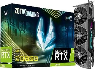 ZOTAC GAMING GeForce RTX 3080 Trinity LHR グラフィックスボード ZT-A30800D-10PLHR VD7780