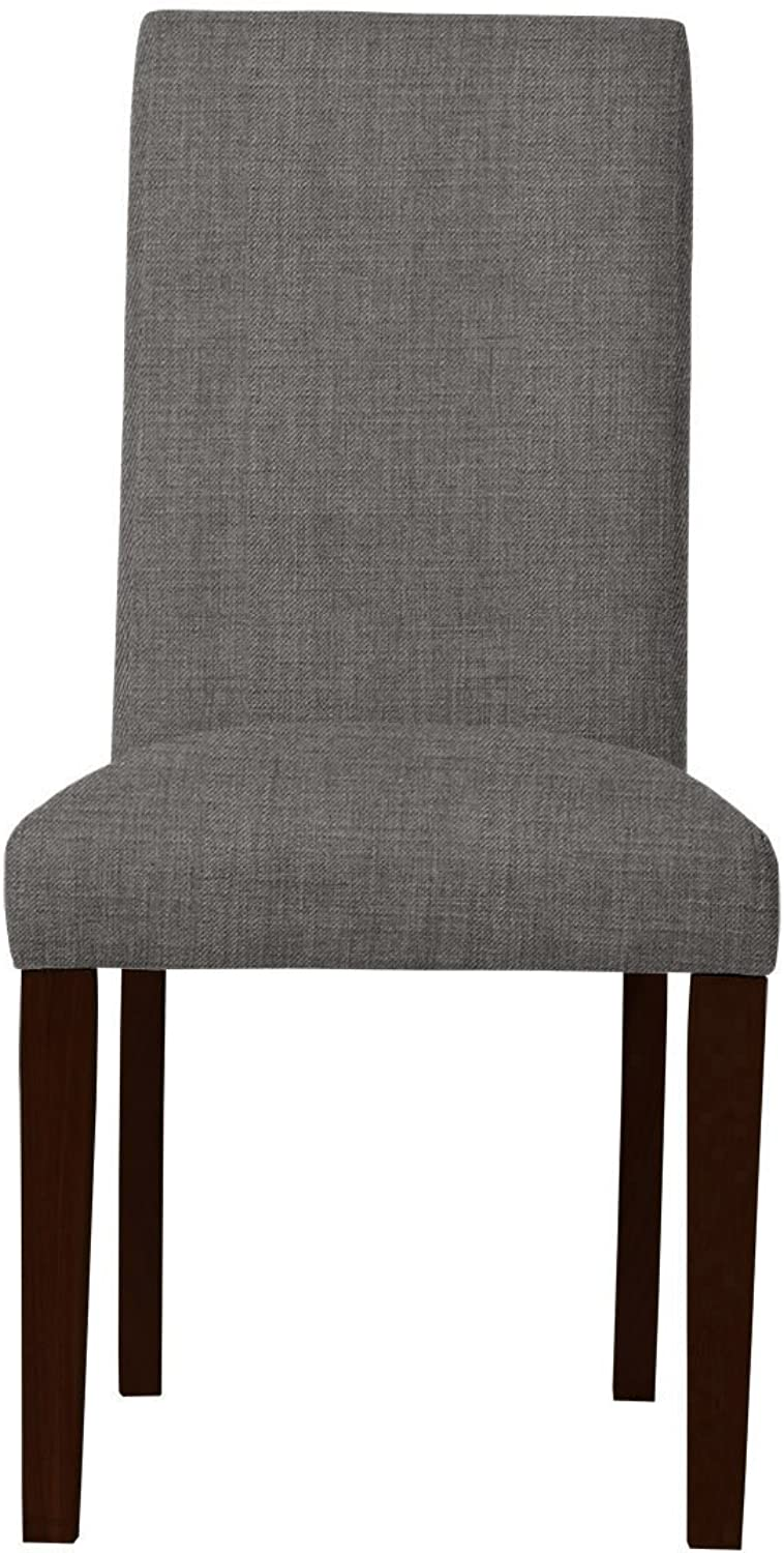 Aurelie Side Chair with Sager Fabric   456, Set of 2