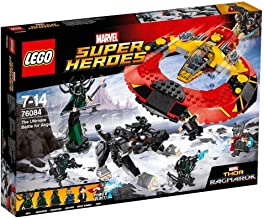 Super Heroes - The Ultimate Battle For Asgard