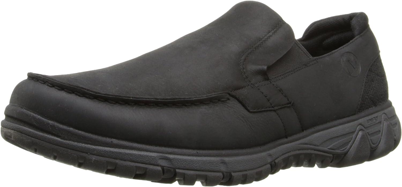 Merrell herrar All Out Blazer Blazer Blazer Moc Slip -on skor, svart skor, 7 M USA  försäljning online rabatt lågt pris