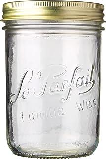 Le Parfait Familia Wiss Terrines Jar, 750ML, 10cm Diameter (922939)