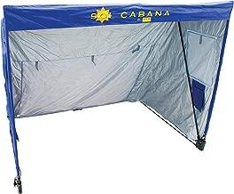 Rio Beach Sol Cabana Portable Sun Shade Tent