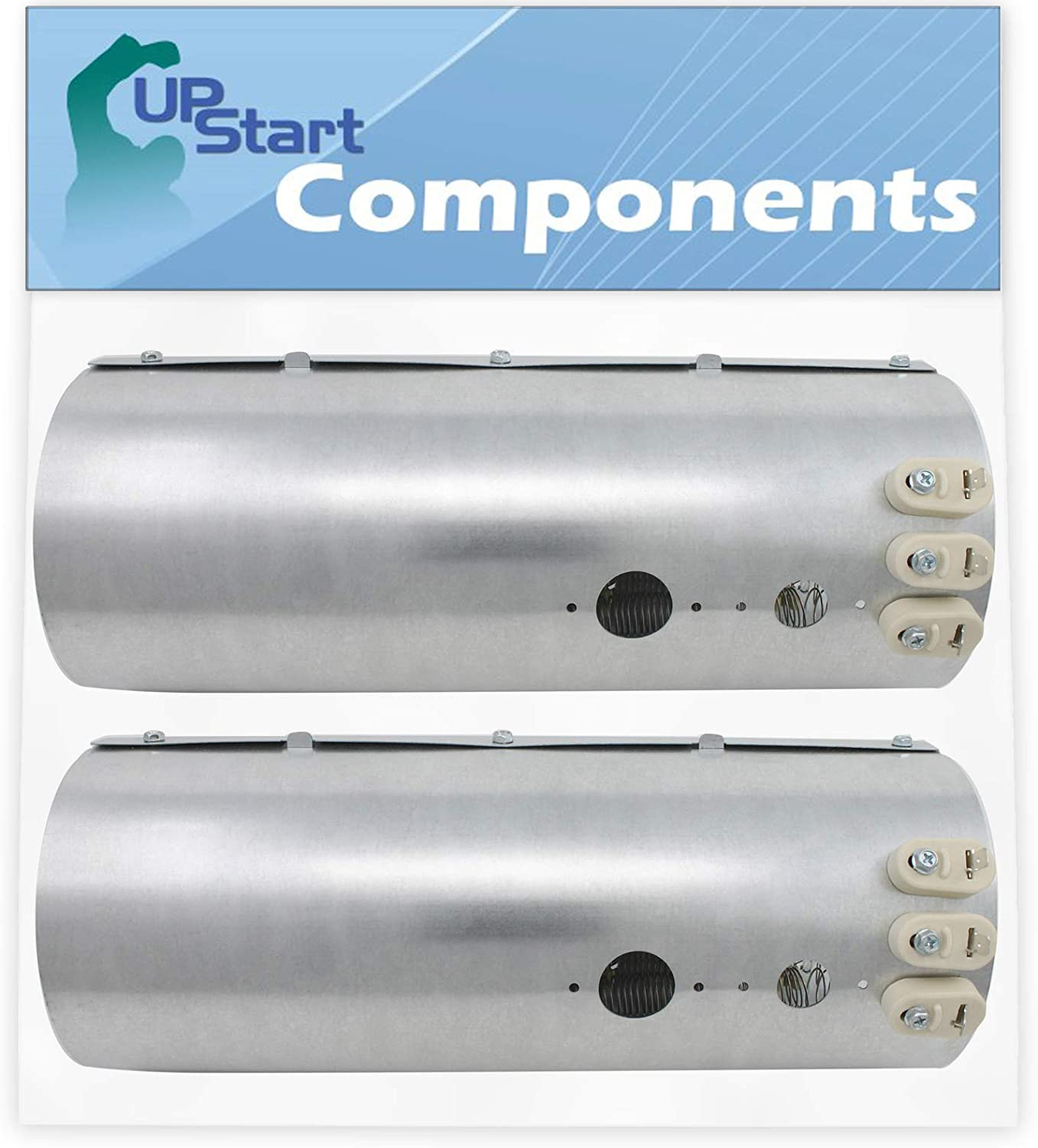 New color 2-Pack 134792700 Dryer Heating for Replacement Many popular brands Frigidair Element