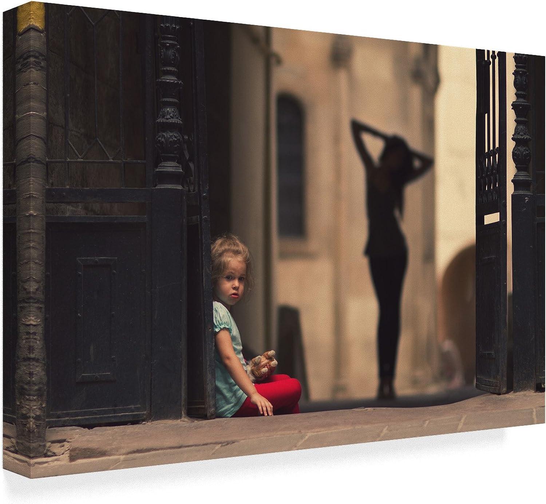 Trademark Fine Art 1X06200C1219GG Fine Art, 12x19, Multicolor