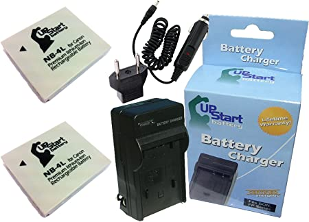 Replacement For Canon Ixus 40 Battery By Technical Precision ...