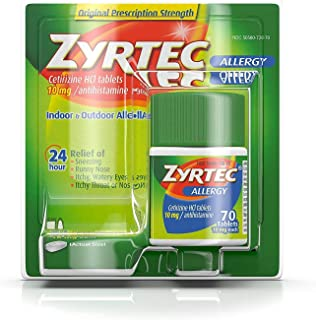 Best zyrtec over the counter Reviews