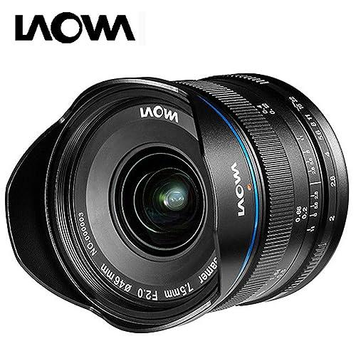 Bundle with Lens Case Capleash II Lenspen Lens Cleaner Cleaning Kit Meike 6.5mm f//2.0 Lens for Canon EF-M Black