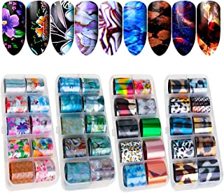 Best leopard nail stickers Reviews