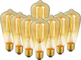 Best incandescent amber bulbs Reviews