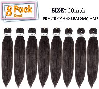Best pre stretch hair Reviews