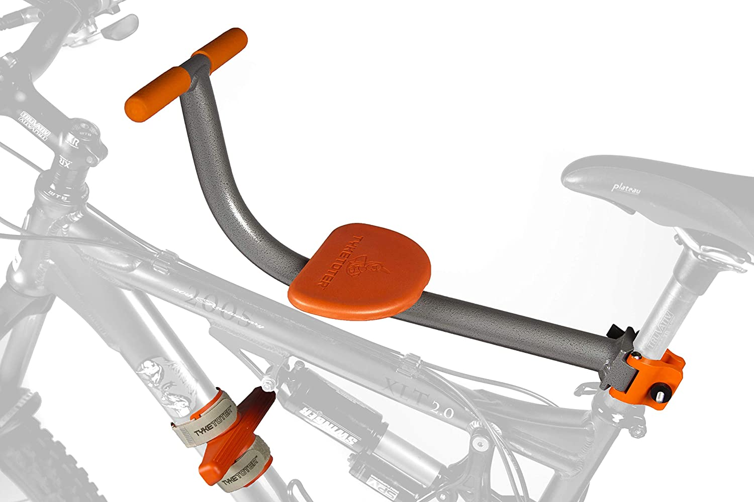 TYKE TOTER Front-Mount Ultra-Cheap Deals Bike Max 76% OFF Child Seat