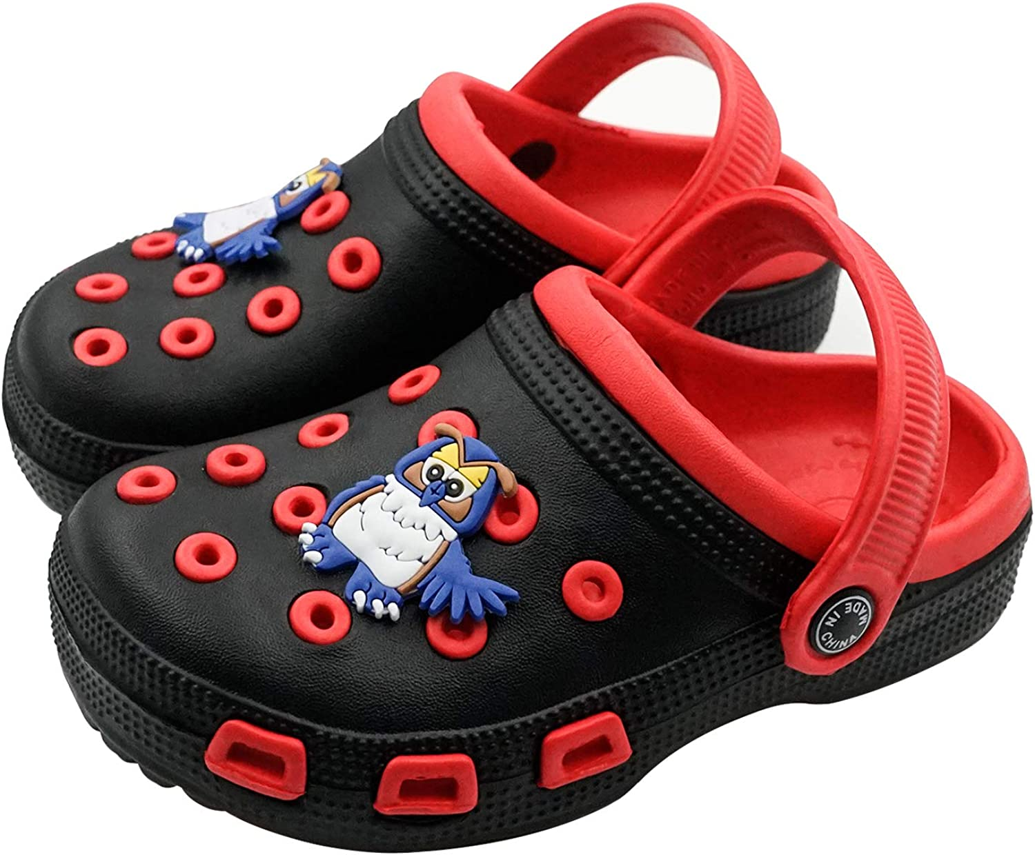 Namektch Toddler Little Kids Clogs Non-Slip Popular brand in the world Sandals Max 68% OFF Slippers Gi