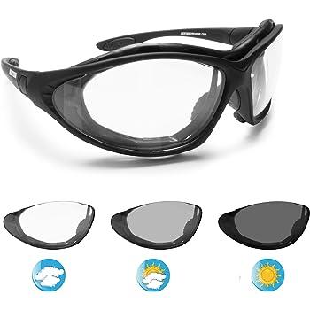 CRIVIT ® Design 100/% uv Lunettes sport Lunettes de soleil vélo Lunettes 3 verres amovible