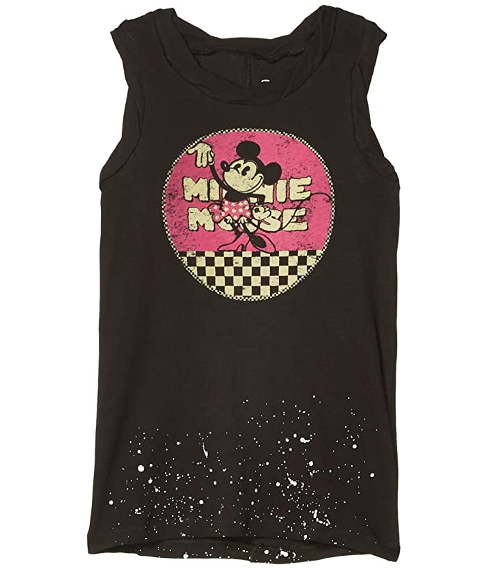 Toddler//Little Kids//Big Kids Chaser Kids Girls Minnie Mouse Retro Minnie Gauzy Cotton Muscle Tank