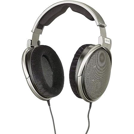 ゼンハイザー オープン型ヘッドホン HD650 ガンメタブラック 508825【国内正規品】